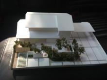 岐阜市 H邸 模型