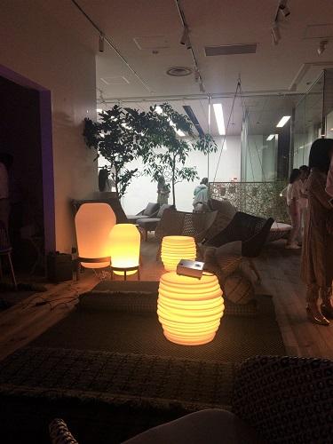 アウトドアリビングのある暮らし 照明・お庭の明かりについて